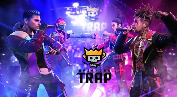Free Fire: Passe de Elite de fevereiro de 2020 tem tema Trap