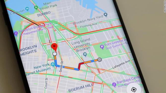 Modo escuro do Google Maps começa a aparecer em dispositivos Android