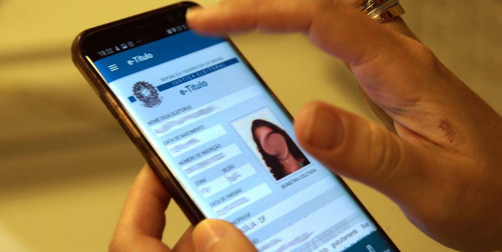 Como justificar o voto pelo celular ou site do TSE