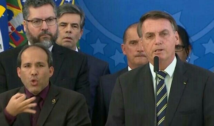 Bolsonaro sanciona com vetos auxílio emergencial para setor esportivo