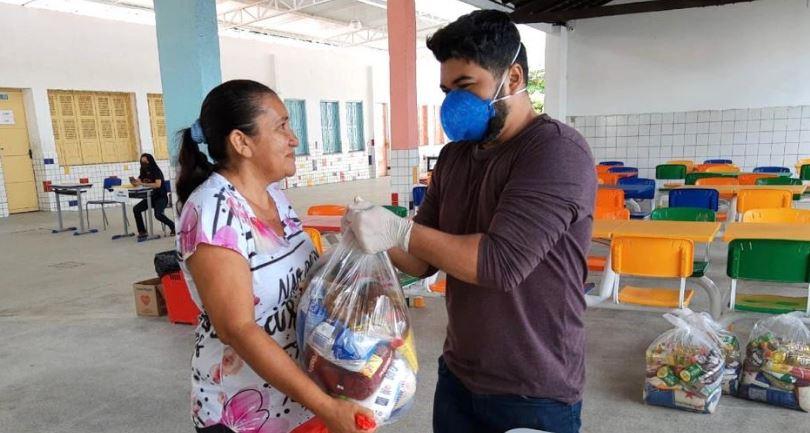 Jucepi lança campanha de arrecadação de alimentos
