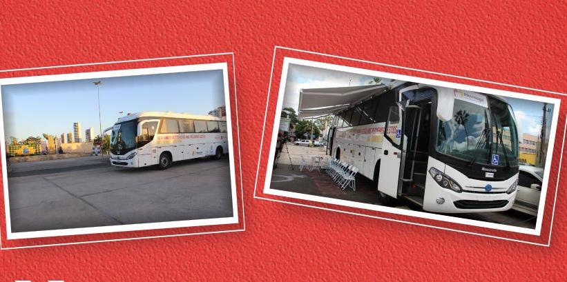 Hemopi promove campanha de doação de sangue na Ponte Estaiada