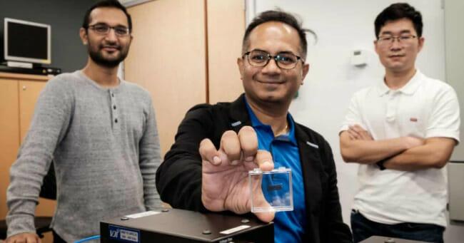 Cientistas criam chip wireless que alcança 11 Gbps