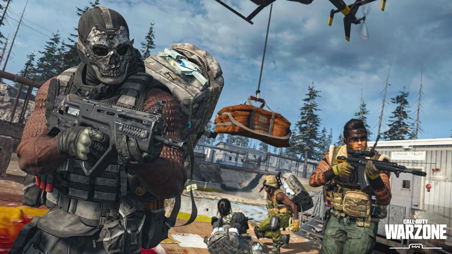 Call of Duty: Warzone ultrapassa 75 milhões de jogadores