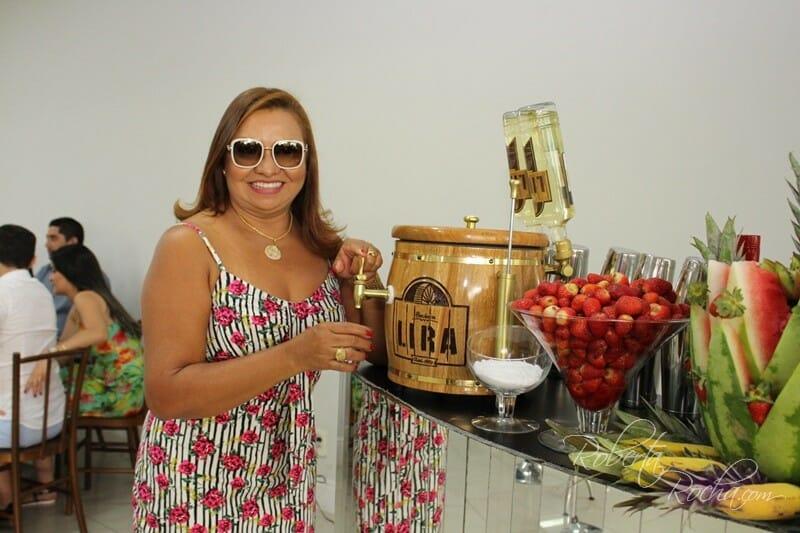 Empresária Lúcia Sousa, proprietária da Casa dos Salgados, faleceu por complicações do novo coronavírus