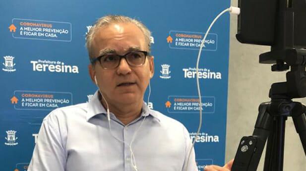 Teresina tem 154.721 pessoas com a Covid-19 e continua em queda