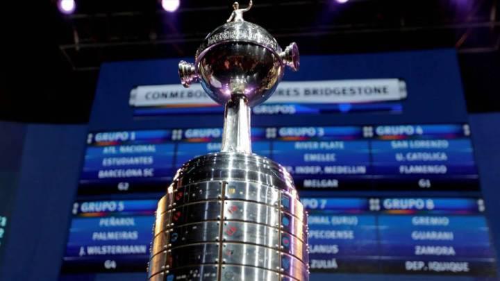 Oitavas de final da Libertadores definidas e duelos entre brasileiros e argentinos