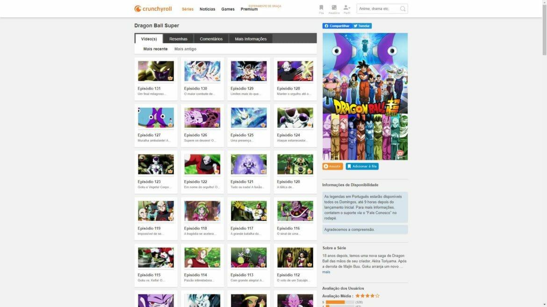 Crunchyroll: saiba como funciona o serviço de streaming de animes