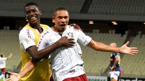 Fluminense vence Fortaleza após expulsão polêmica e derruba série invicta do rival