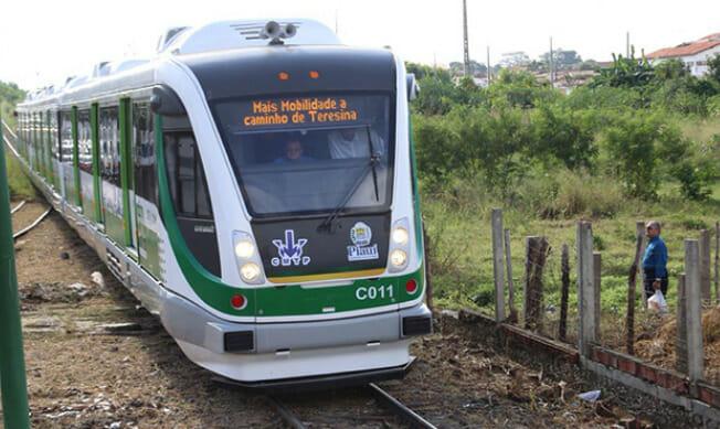 Metrô de Teresina, sete meses parado e volta depende de laudo técnico