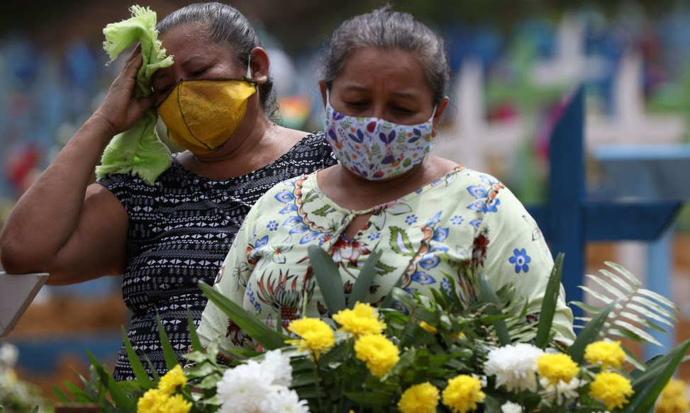 Covid-19: Brasil tem 272 mortes nas últimas 24h; total ultrapassa 172 mil