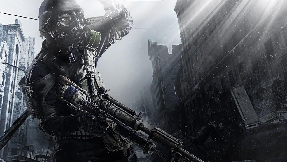 Epic Games libera Metro 2033 Redux de graça; oferta dá um jogo por dia