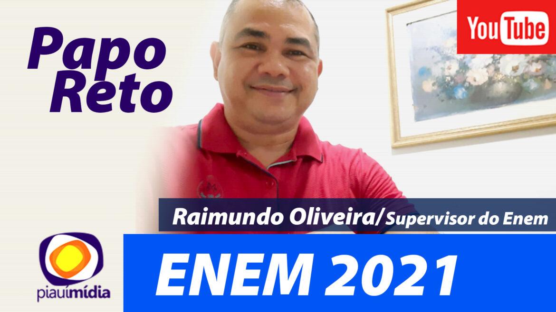 Supervisor do preparatório Enem SEDUC 19 Teresina, fala sobre ENEM