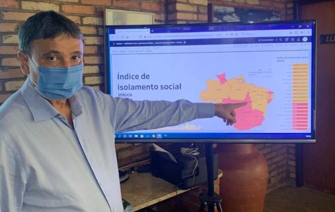 Medidas restritivas serão prorrogadas no Piauí até o dia 2 de maio