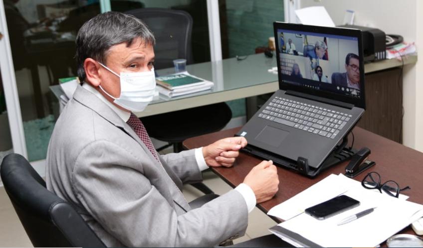 Wellington Dias espera que uso da vacina Sputnik seja aprovado até sexta-feira (16)