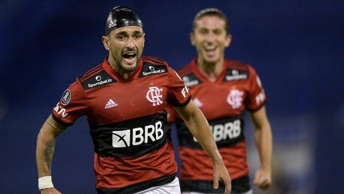 Flamengo vira na Argentina e inicia bem na Libertadores
