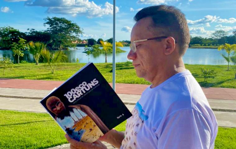 """Jota A lança pré-venda do seu mais novo livro """"As Premiadas do Jota A"""". confira."""