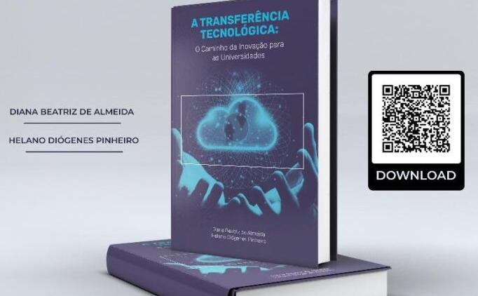 Servidora da ATI lança livro sobre Transferência Tecnológica