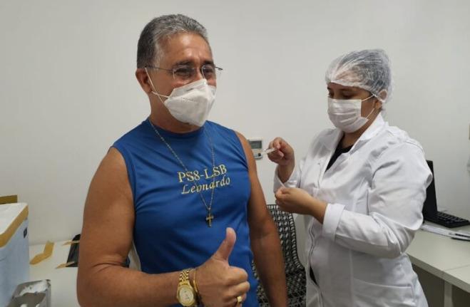 FMS promove repescagem da vacinação para população de 30 a 39 anos por agendamento nesta quinta(09)