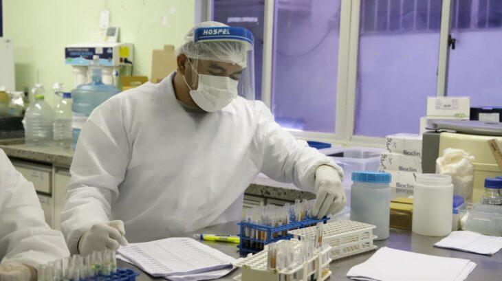 Lacen divulga resultado de análises sobre novas variantes do coronavírus no Piauí
