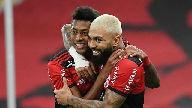 Flamengo goleia ABC no Maracanã e encaminha classificação na Copa do Brasil