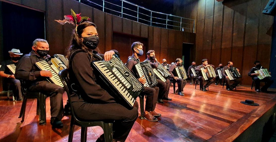 Orquestra Sanfônica fará apresentação em homenagem ao dia do Frevo neste domingo (12)
