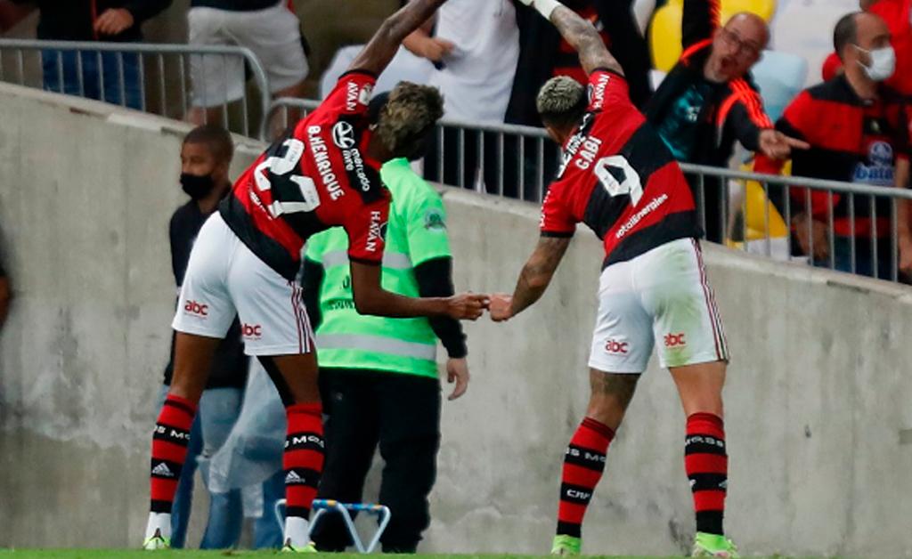 Libertadores: Flamengo vence o Barcelona-EQU no Maracanã e abre vantagem na semifinal da Libertadores