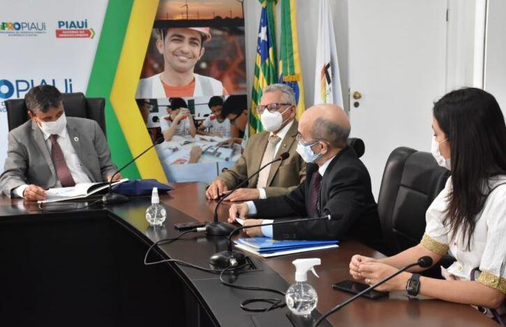 Governo do Estado investirá R$ 5 milhões em Parque Tecnológico de Teresina